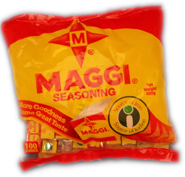 Maggi cubes by Nestle