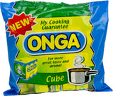 Onga seasoning cubes by Promasidor