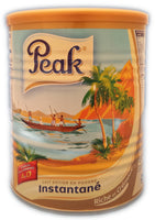 Peak powdered milk by Friesland Compania