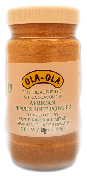 Pepper soup powder (Hot) by Ola-Ola