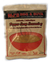 Pepper Soup Seasoning by MJ's BBQ