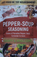 African Pepper-Soup Seasoning by Iyafoods