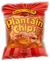 Plantain chips by Ola-Ola