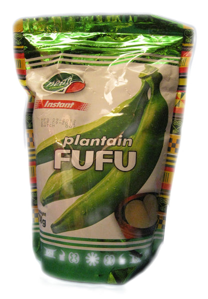 Plantain Fufu Flour by Neat
