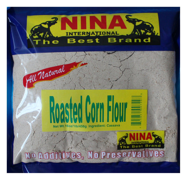 Roasted Corn Flour ( Tom Brown) by Nina