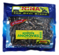 Smoked Anchovies by Nina