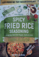 Spicy Fried Rice Seasoning by Iyafoods