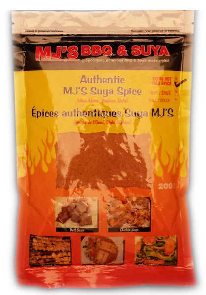 Suya Spice by MJ's BBQ
