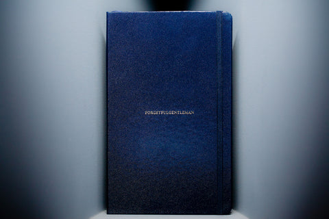 Hardcover Blue Book
