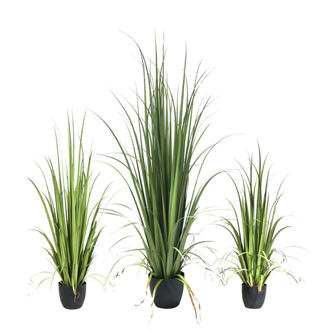 Tall grass amazing green inc grass plant artificial tree p1524 workwithnaturefo