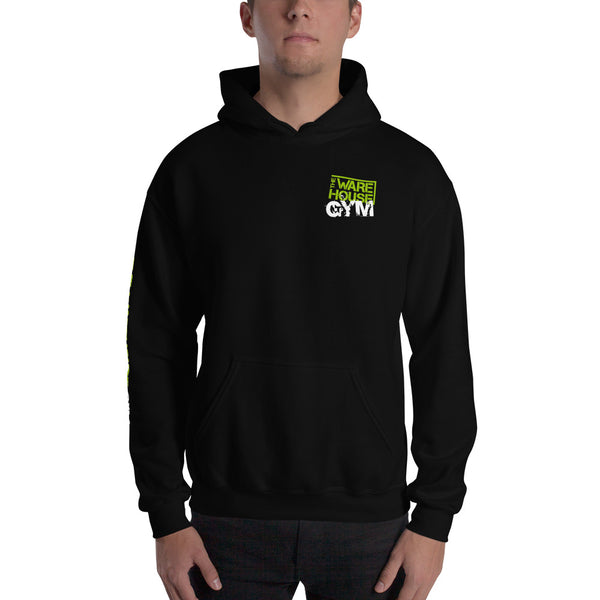Hooded Sweatshirt  - The Warehouse Gym