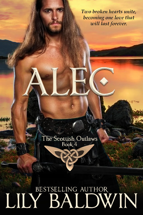 Alec: A Scottish Outlaw, Book 4