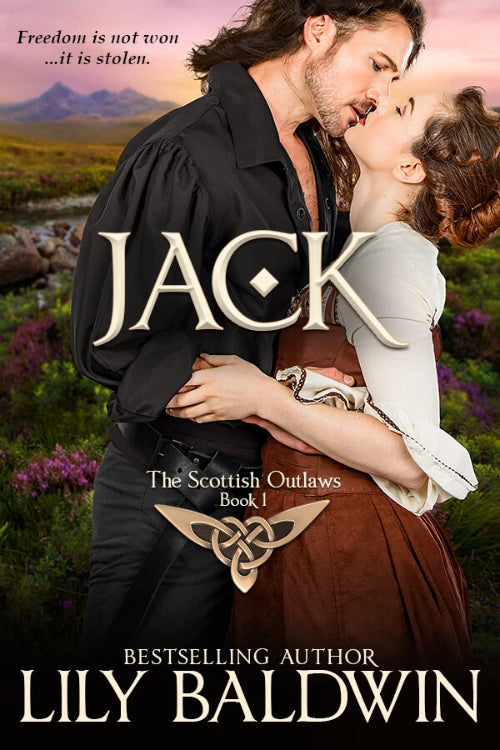 Jack: A Scottish Outlaw, Book 1
