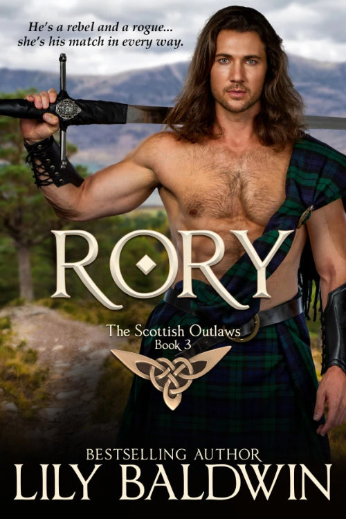 Rory: A Scottish Outlaw, Book 3