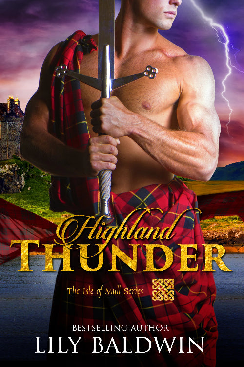 Highland Thunder, The Isle of Mull Series, Book 2