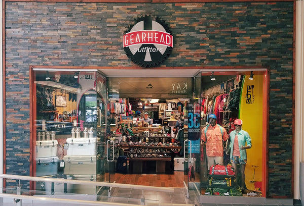 retailer of the week: gearhead shreveport