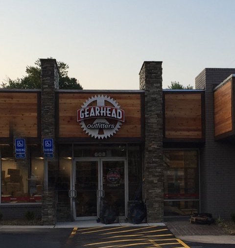 retailer of the week: gearhead outfitters, fayetteville