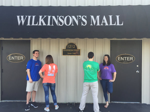 retailer of the week: wilkinson's mall