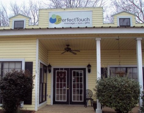 perfect touch camden arkansas store front
