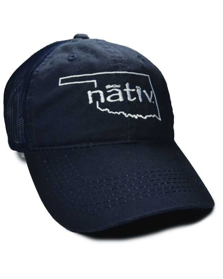 oklahoma nativ navy trucker