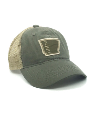 arkansas nativ sage trucker