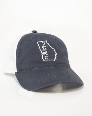 georgia nativ navy trucker