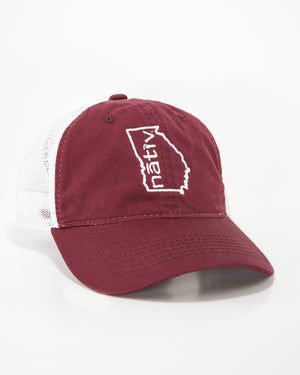 georgia nativ cardinal trucker