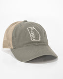 georgia nativ sage trucker