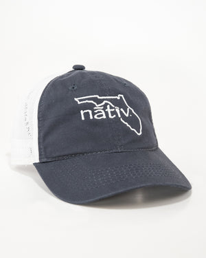 florida nativ navy trucker
