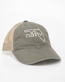 florida nativ sage trucker