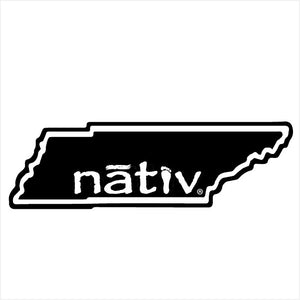 tennessee nativ sticker