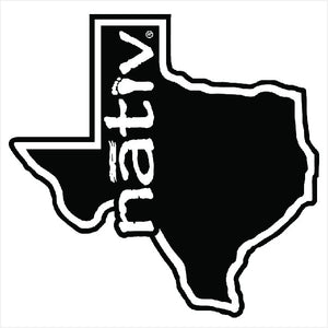 texas nativ sticker