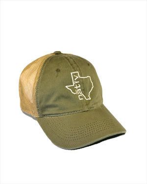 texas nativ sage trucker