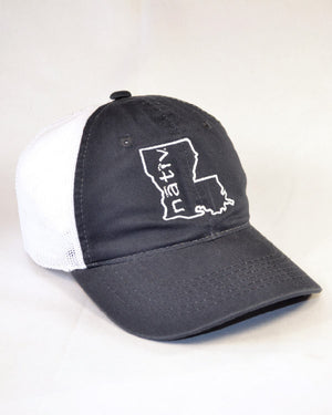 louisiana nativ navy trucker