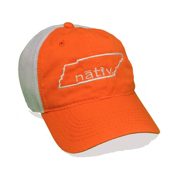 tennessee orange trucker