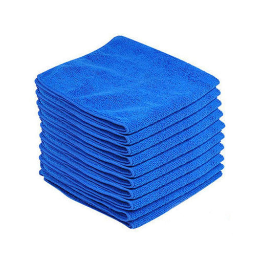 10PCS Microfiber Cleaning Cloths