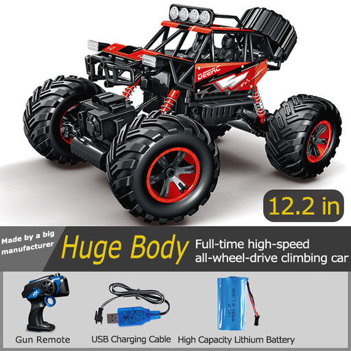 1:14 remote control toy car 4WD high-speed off-road vehicle