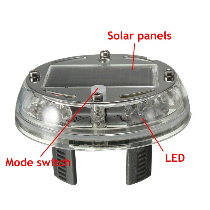 Solar  LED Car Wheel Light
