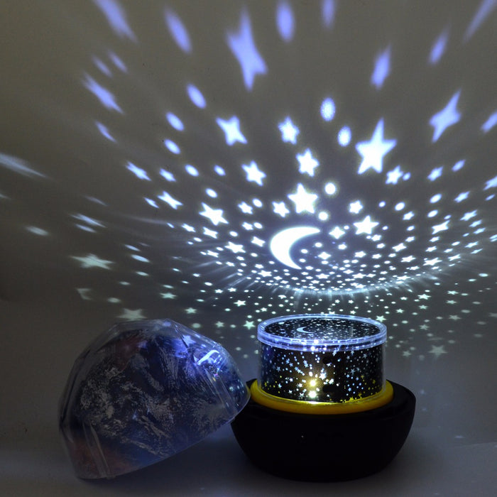 Magic projection lamp