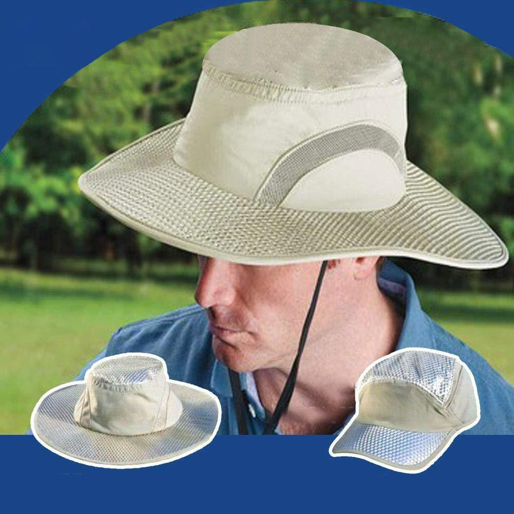 Outdoor Cooling Ice Cap