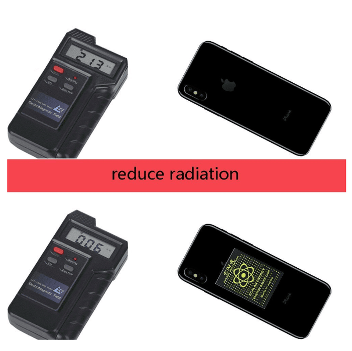 Scalar Energy Phone Sticker(6PCS)