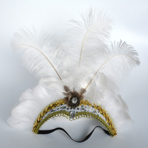 Feather Cap