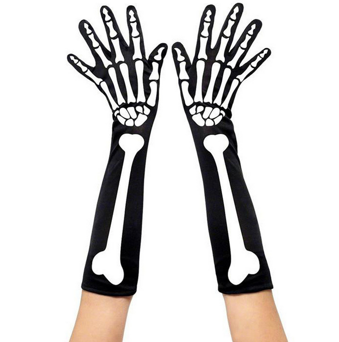 Halloween Cosplay Gloves