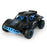 1:16 short card remote control wireless 2.4G high speed car electric racing car