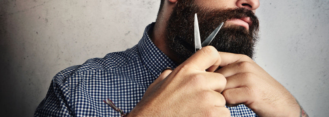 A Guide to Sprucing up Your Beard with Scissor