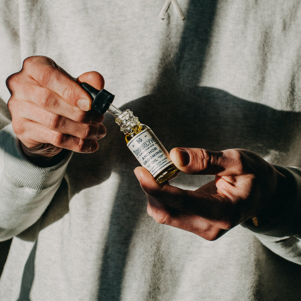 Anchor Grooming Oil (Formerly Beard Oil) - Brooklyn Grooming