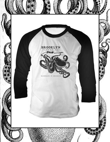 Men's Octopus shirt
