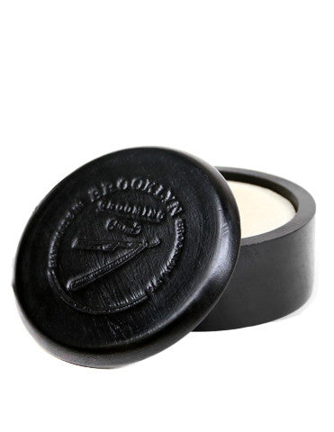 Wood Shaving Bowl - Charcoal - Brooklyn Grooming