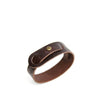 Kraken Leather Bracelet in Brown - Brooklyn Grooming