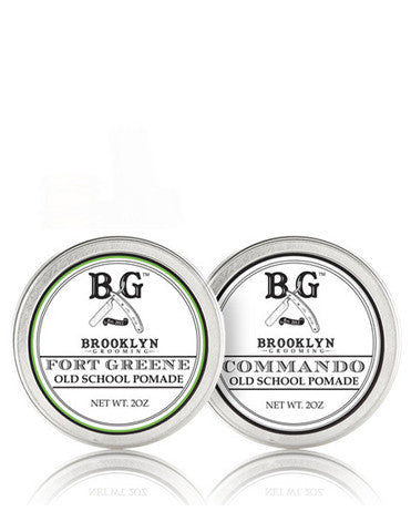 Men's Grooming Products - Hair Pomade